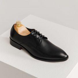 Giày da nam dáng Derby GNTA018-D