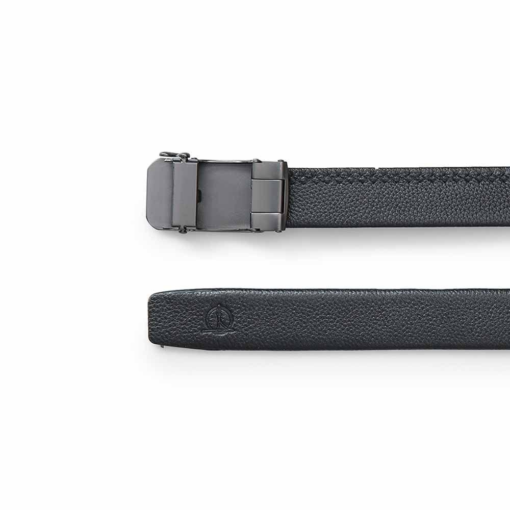 Thắt lưng nam basic mặt khóa lăn D390-FTQ6671-5