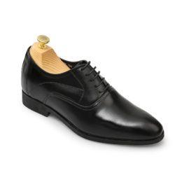 Giày cao nam buộc dây lịch lãm GCTATC156-D