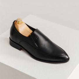 Giày đế cao nam màu đen GCTATC1561-D