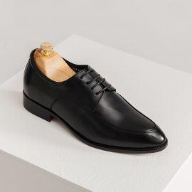 Giày tăng chiều cao nam dáng Derby GCTATC1562-D