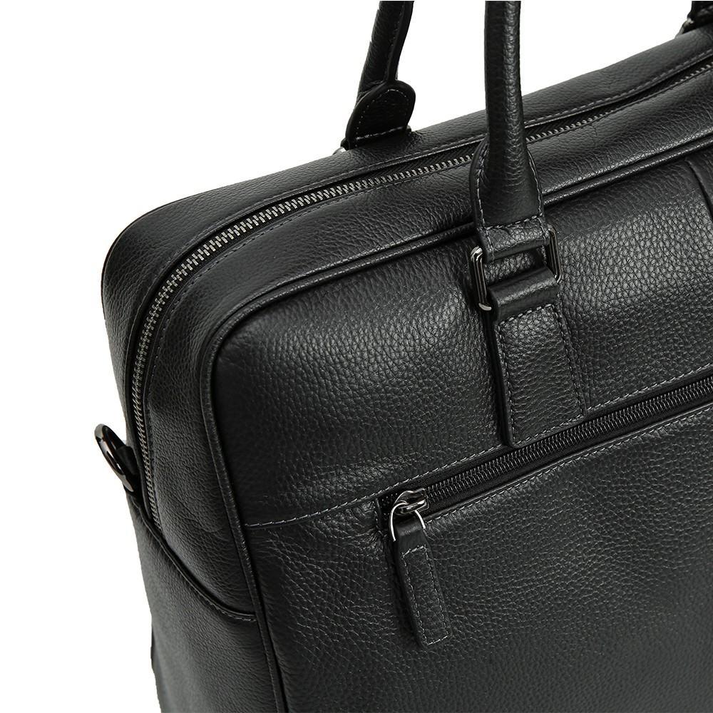 Túi xách da nam da bò hạt TTA918110007-D