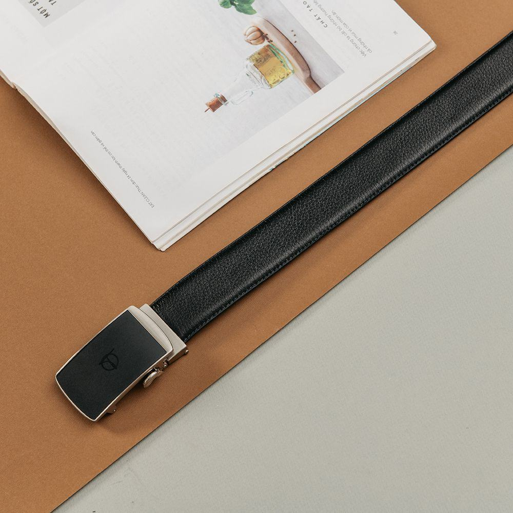 Thắt lưng nam khóa lăn cổ điển D520-85025-012