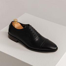Giày tây nam công sở họa tiết độc và lạ GNTA8891-D