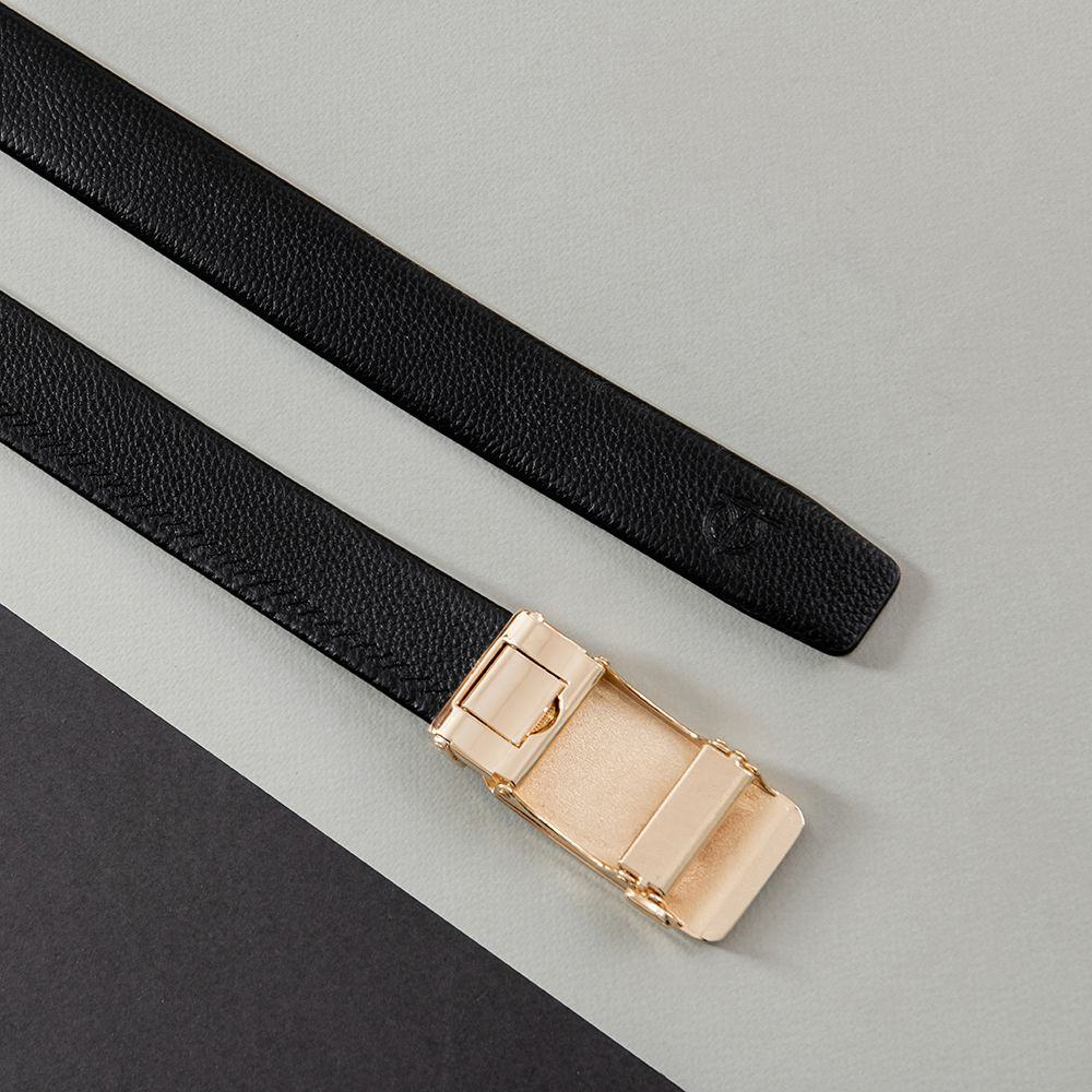 Dây thắt lưng nam khóa lăn D390-202003