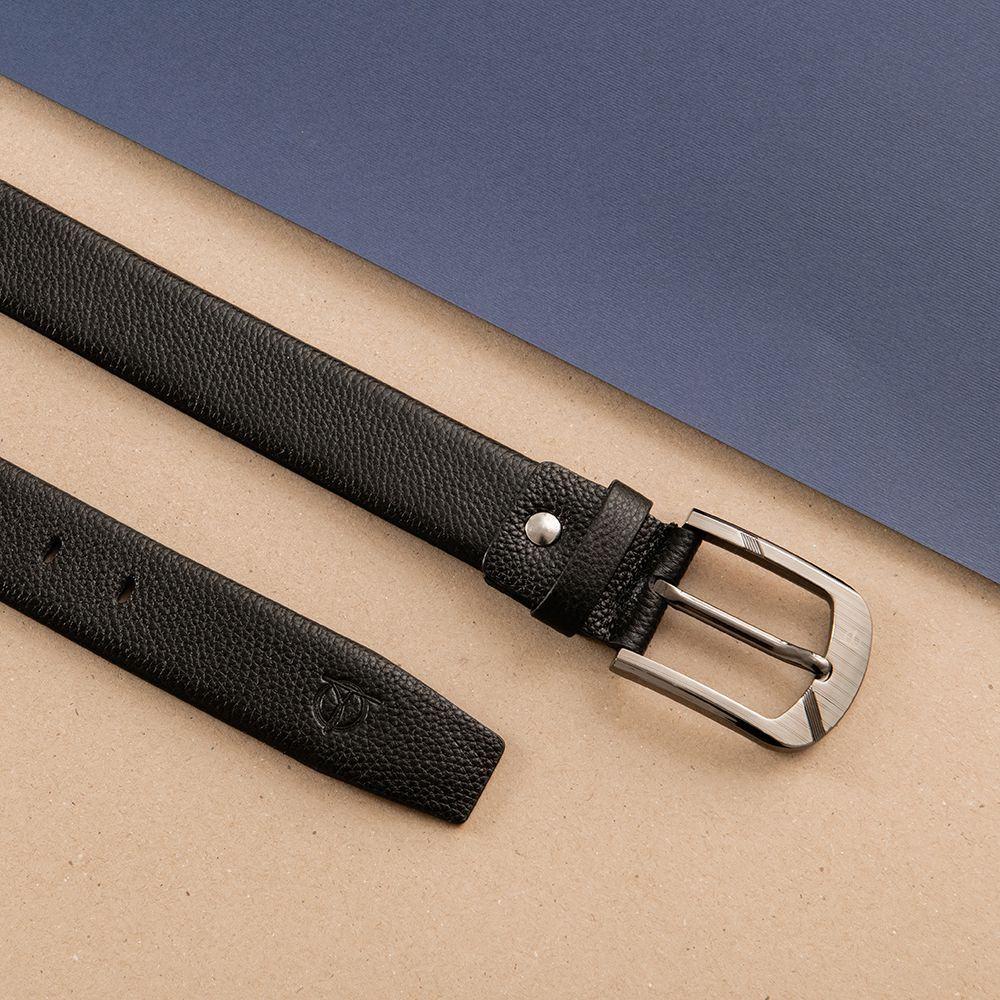Thắt lưng nam da đẹp mặt khóa độc lạ D310A-05