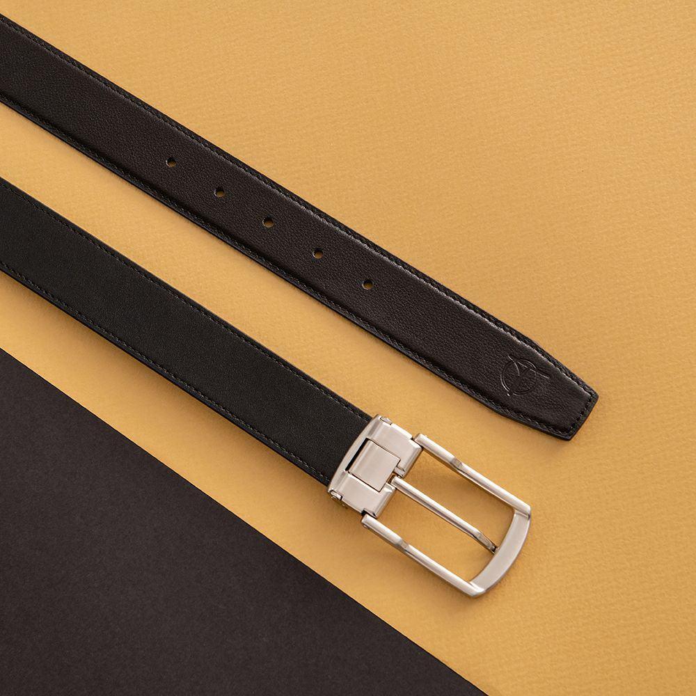 Dây nịt da bò mặt khóa bản nâng cấp D480-1346-RF