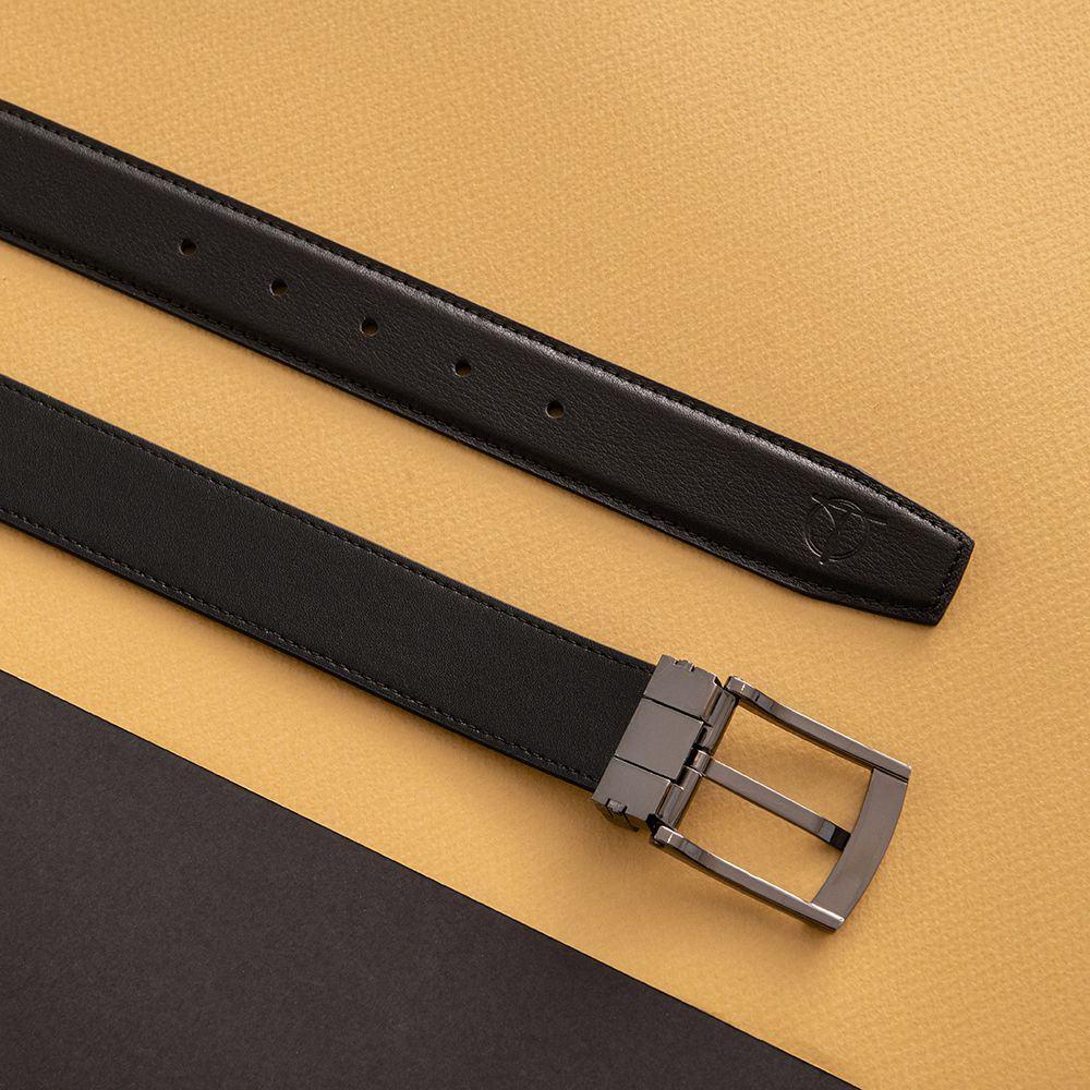 Dây thắt lưng da bò D480-1358-1-RF