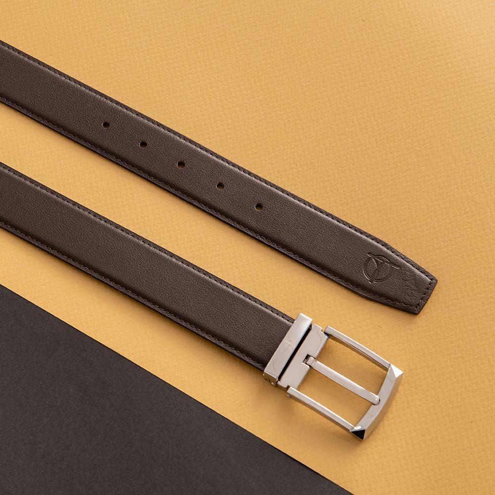 Dây thắt lưng nam khóa kim lịch lãm D480-1358-RF