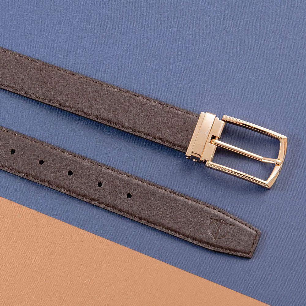 Thắt lưng da nam phiên bản mới D480-1123-RF