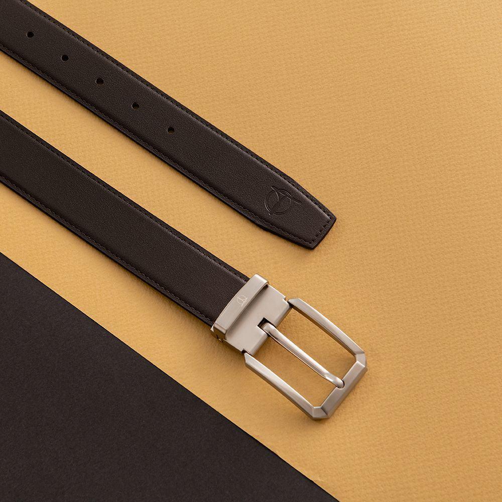 Thắt lưng đẹp cho nam mặt khóa mới D480-1128-RF