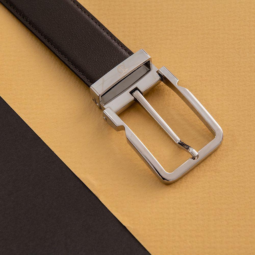 Thắt lưng đẹp mặt khóa khuyết D480-1124-RF