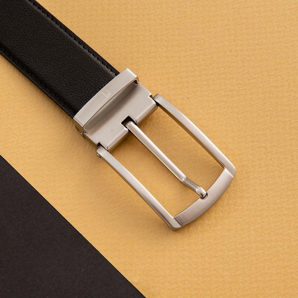 Thắt lưng nam da bò nguyên miếng D480-1326-RF