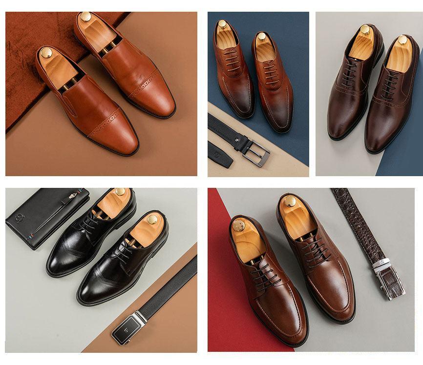 Mẫu giày doanh nhân lịch lãm