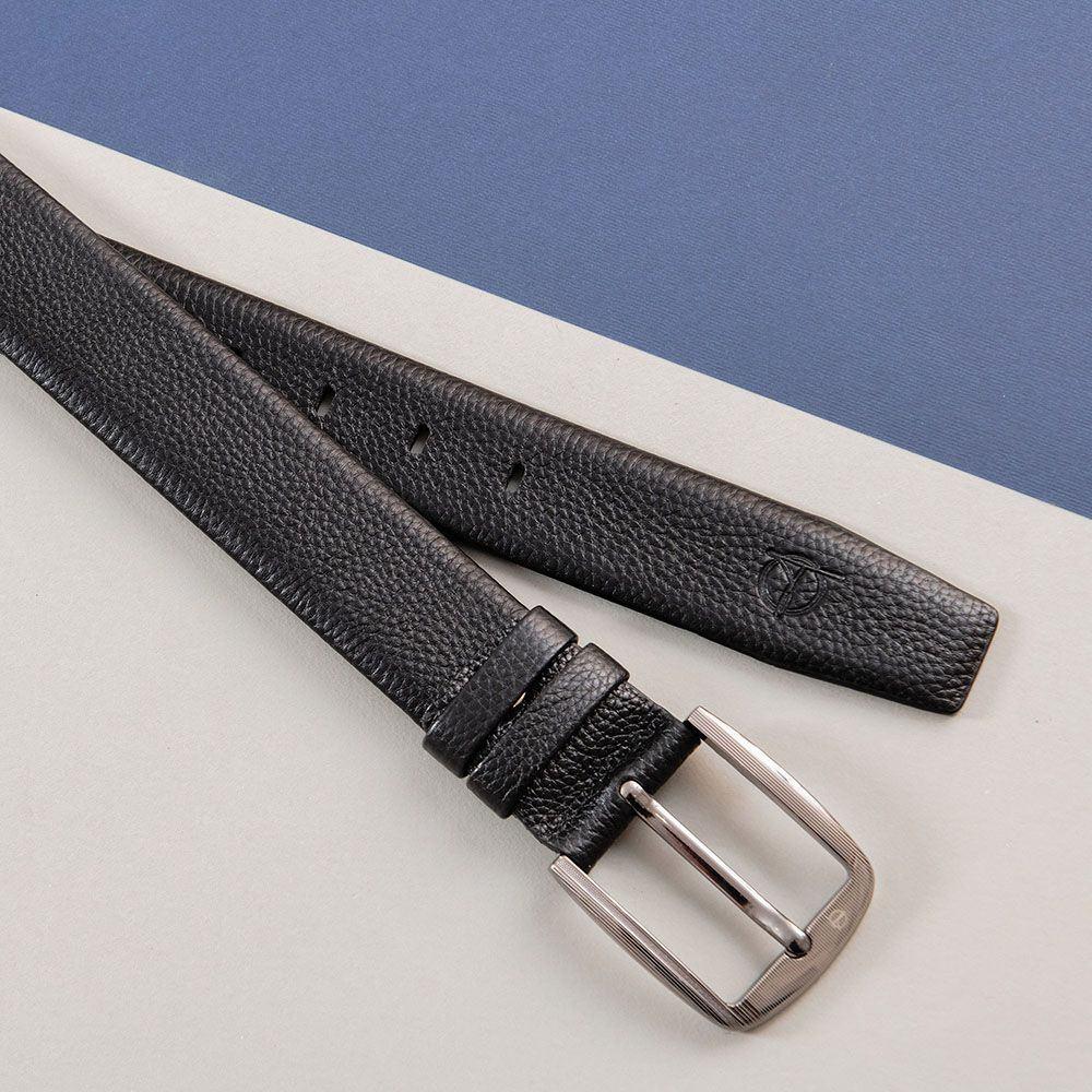 Thắt lưng đẹp dành cho nam khóa vuông D310A-16