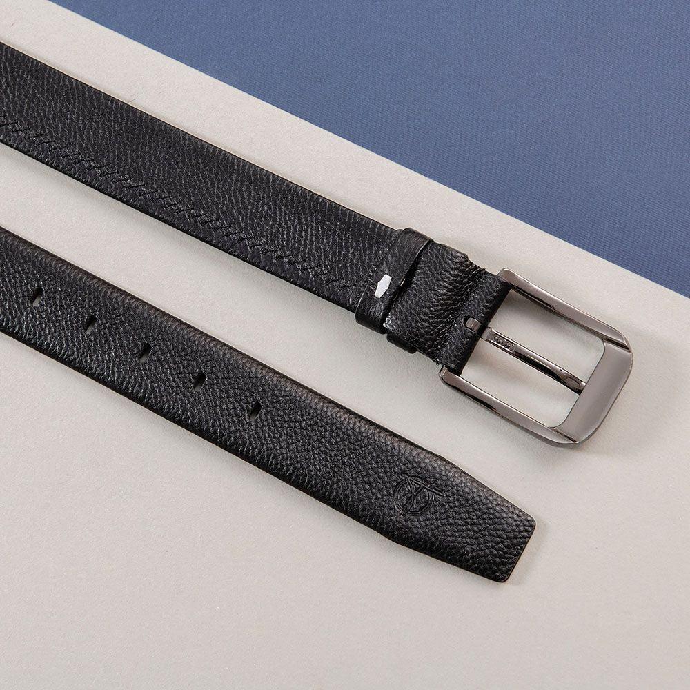 Thắt lưng da nam khóa vuông D310A-14