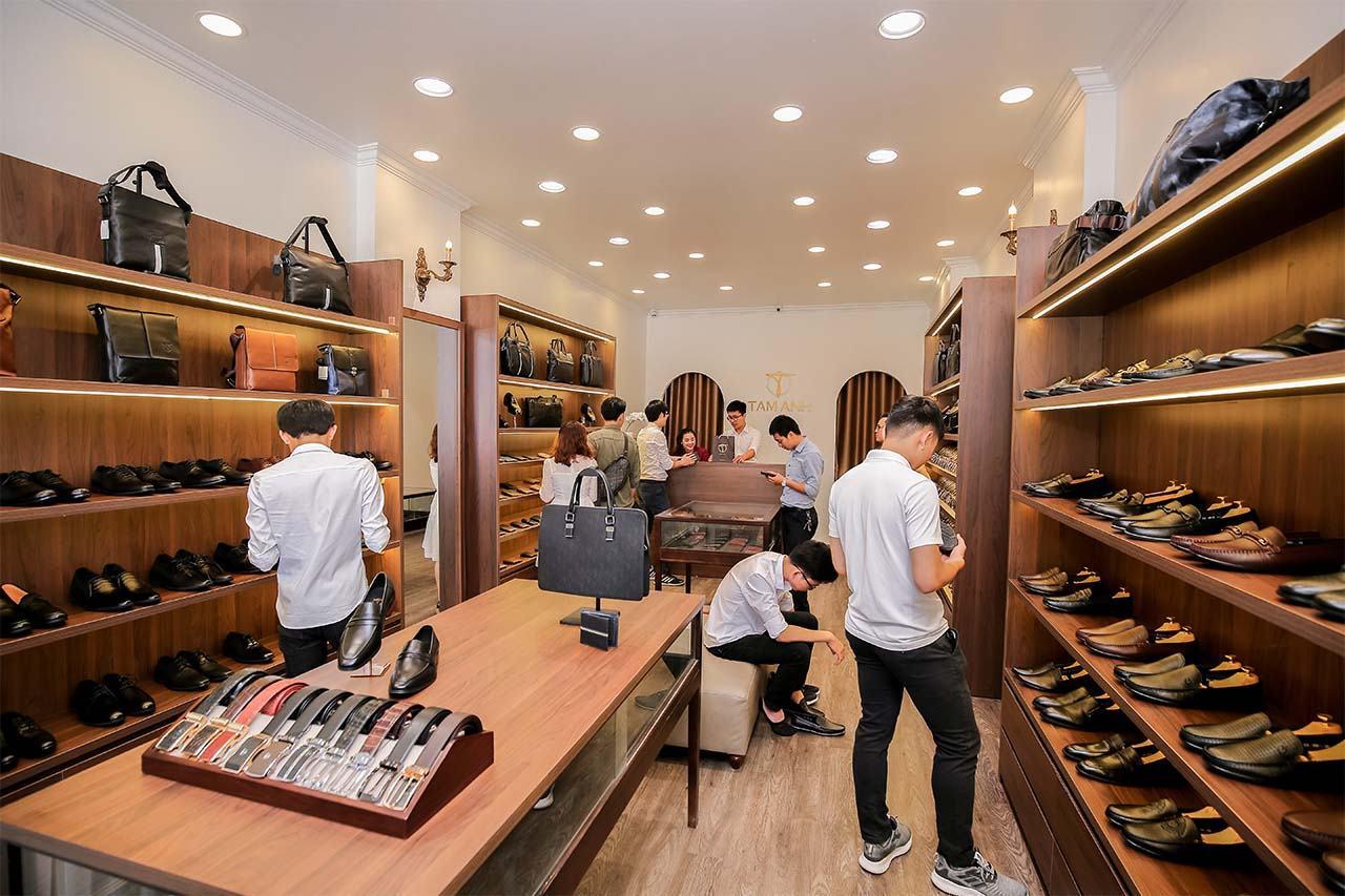 Địa chỉ mua giày tây nam ở TP HCM