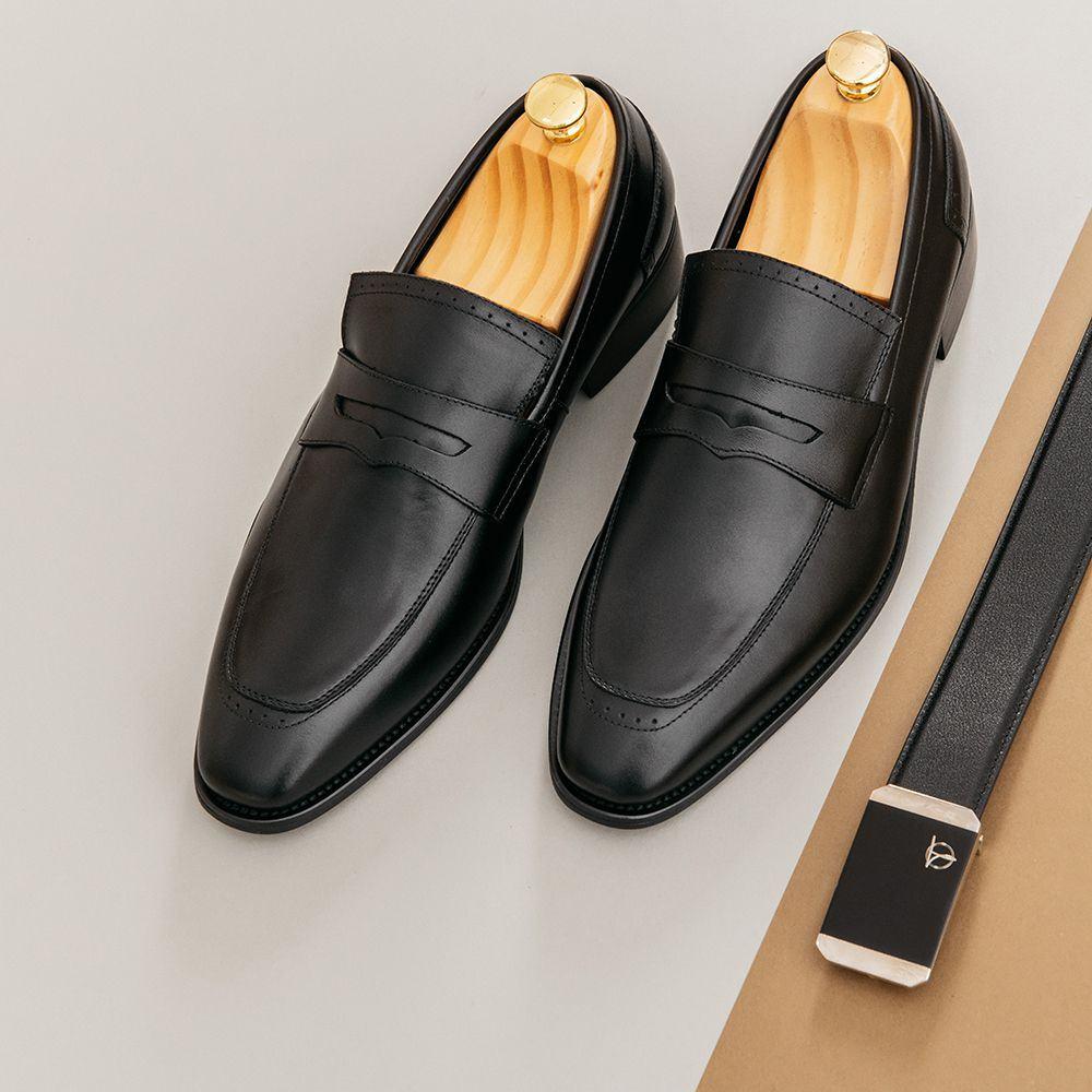 Giày Loafer nam thương hiệu Tâm Anh