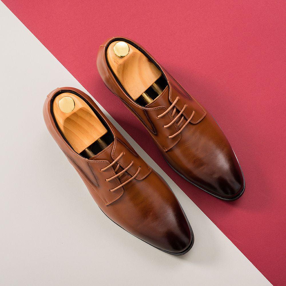Giày cao nam hàng hiệu GCTATC1670-N
