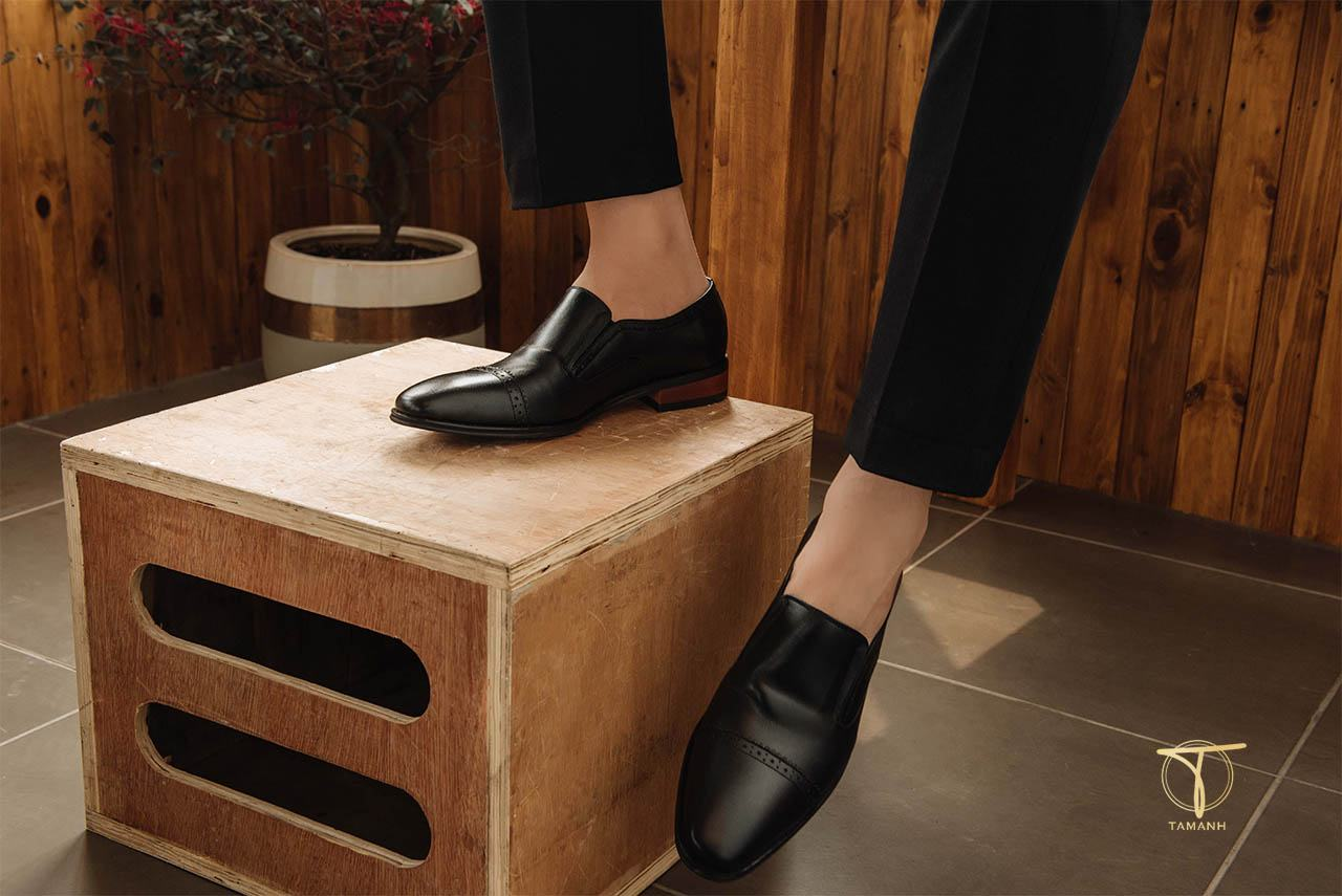 Giày lười đẹp sang trọng