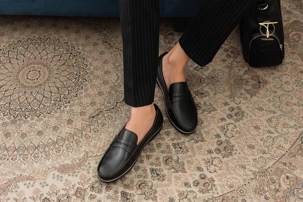 Mua giày lười giày mọi nam