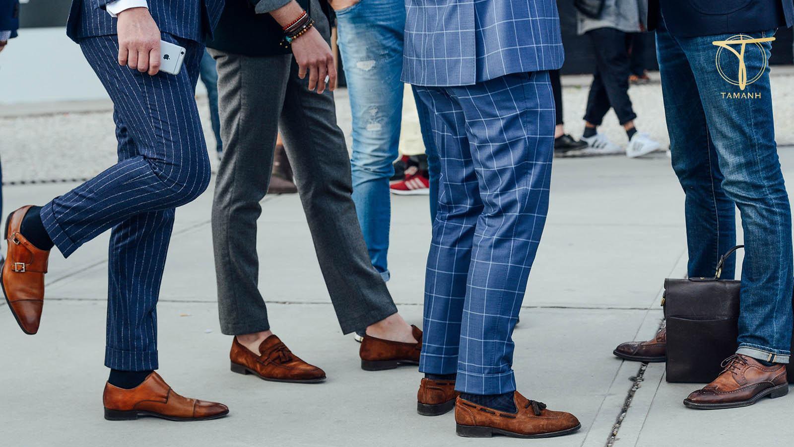 Nguồn gốc ra đời của giày Loafer