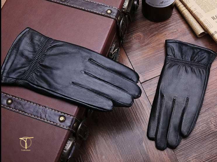 Phân biệt găng tay da thật giả