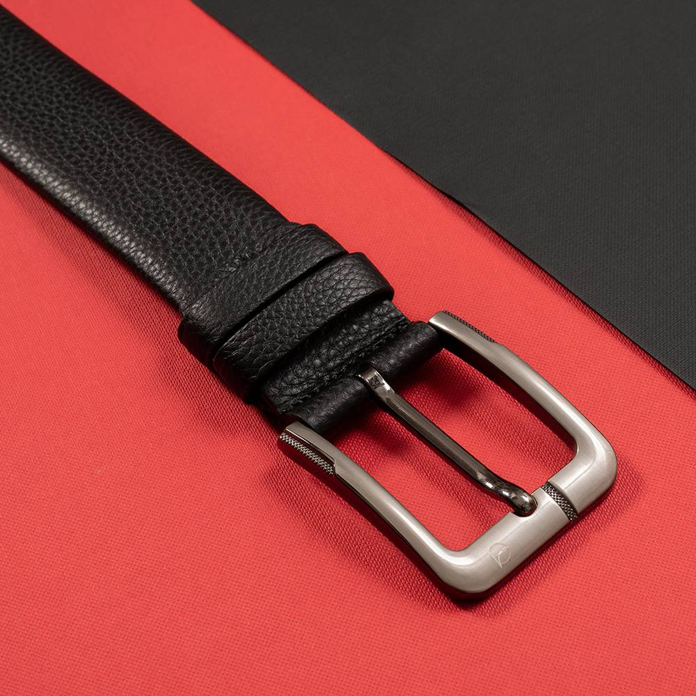 Thắt lưng nam màu đen D310A-24