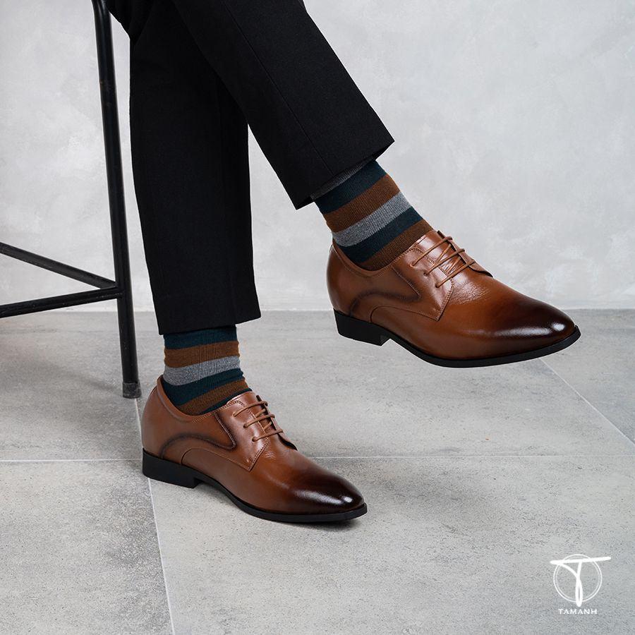 Chọn giày tăng chiều cao phù hợp