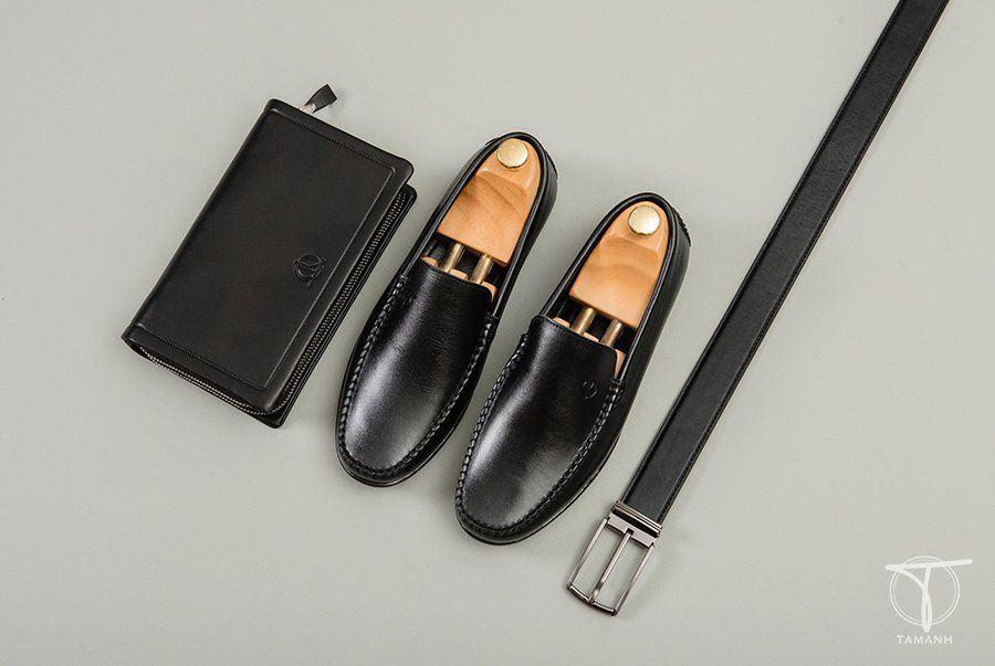 Chọn thắt lưng phù hợp với đôi giày
