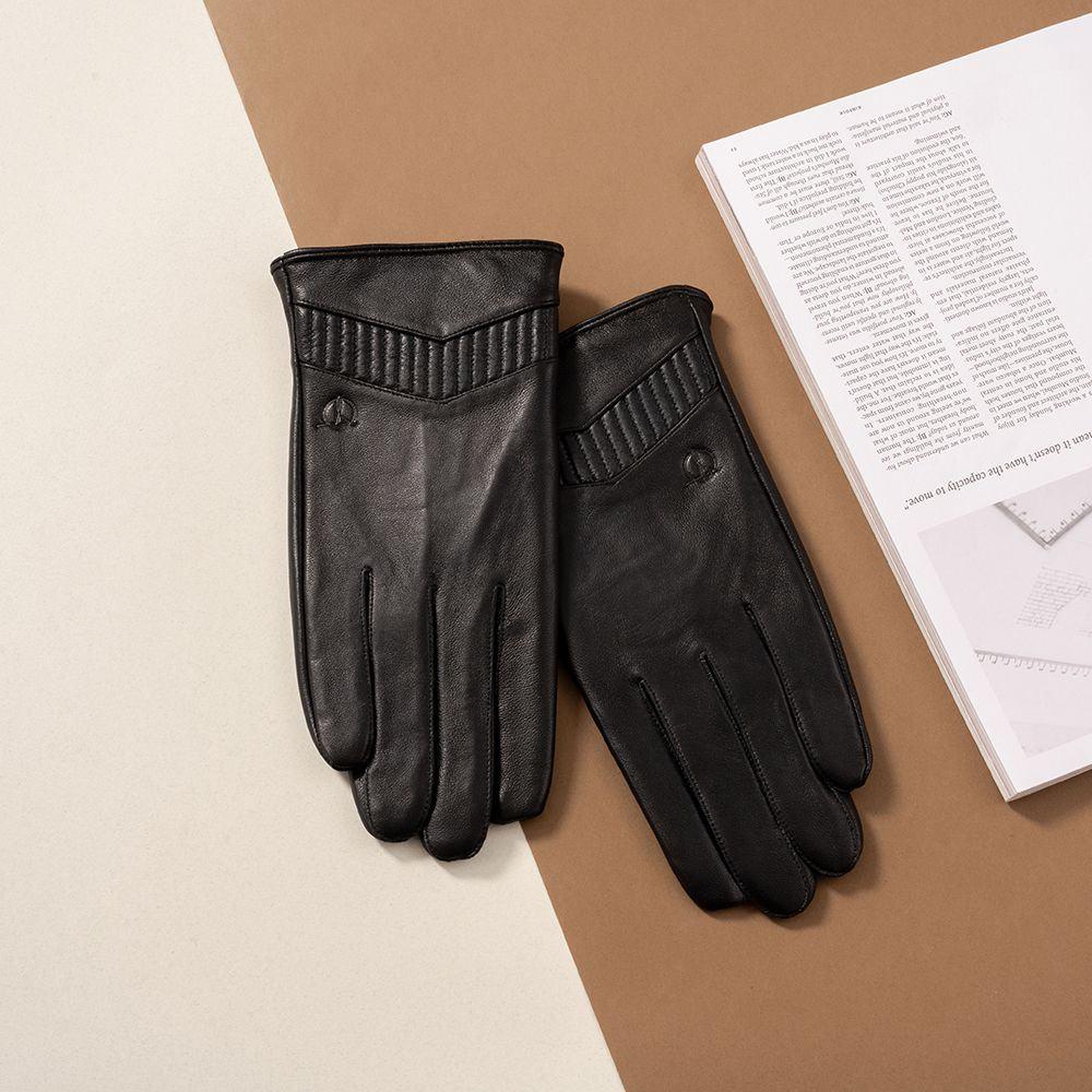 Găng tay da cảm ứng GTTACUNA-23-D