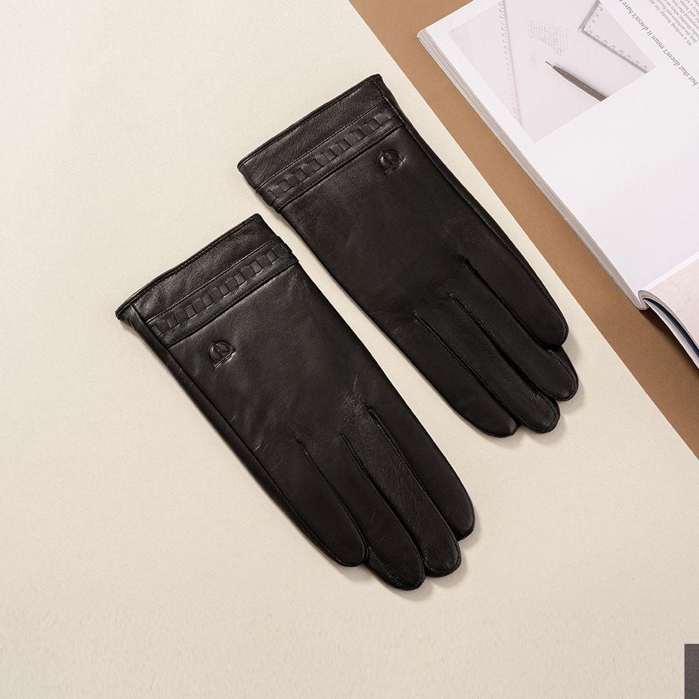 Găng tay da nam GTTACUNA-22-D