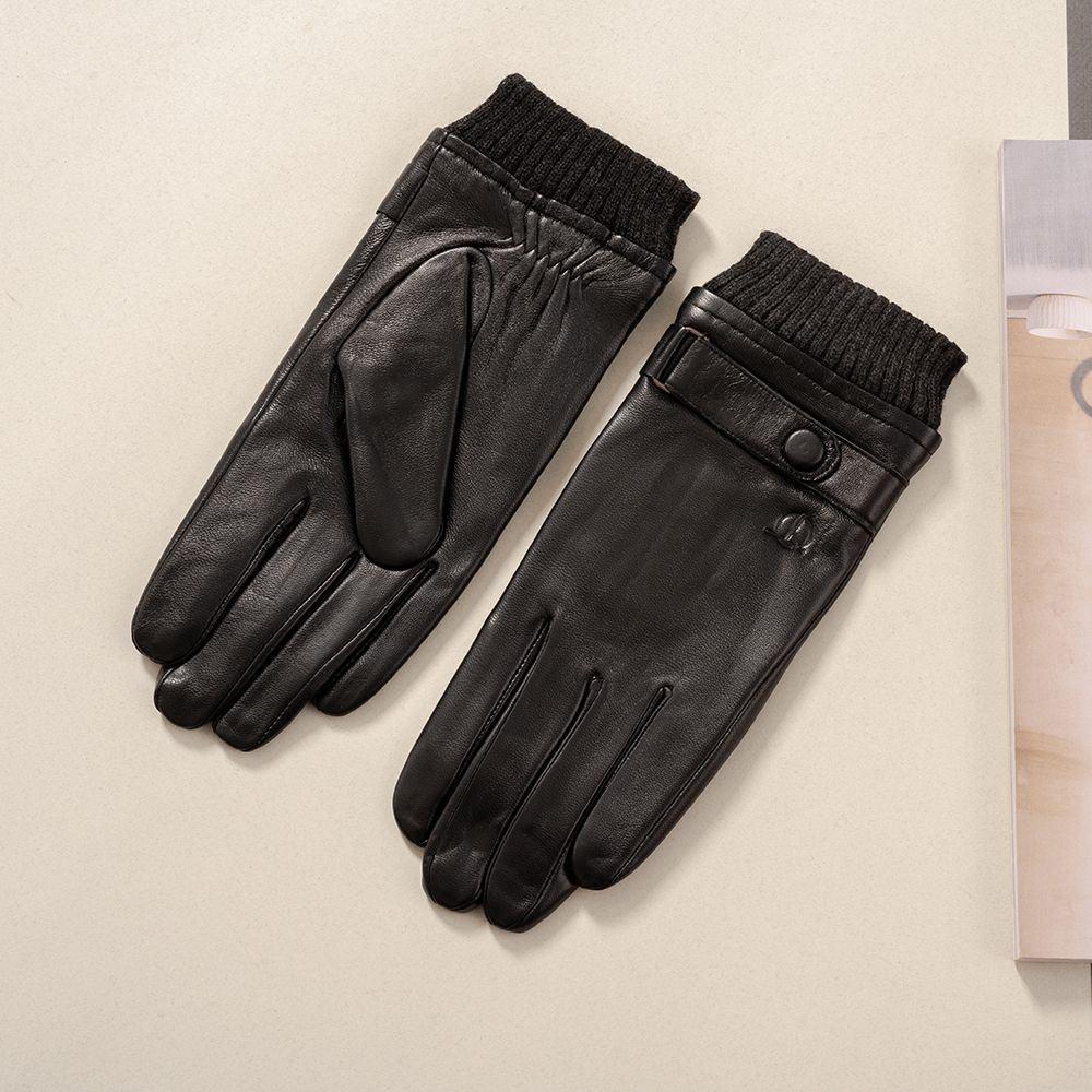 Găng tay da nam GTTACUNA-31-D