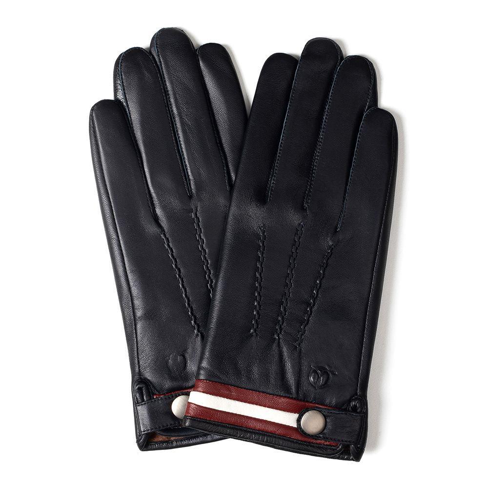 Găng tay da nam cảm ứng GTTACUNA-25-D