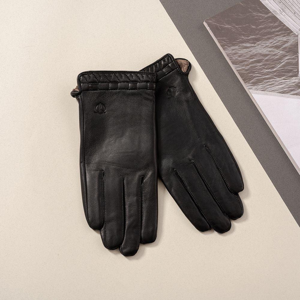 Găng tay da nam GTTACUNA-26-D