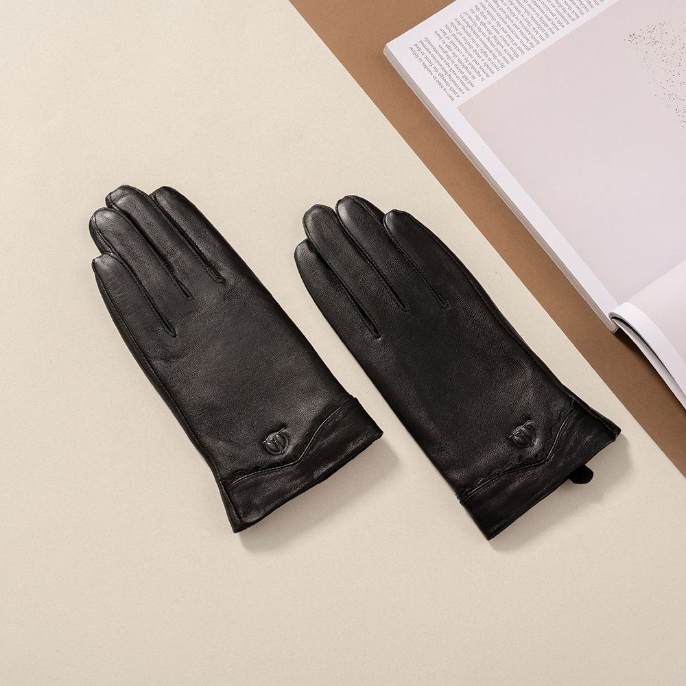 Găng tay nữ cảm ứng hàng hiệu GTTACUNU-12-D