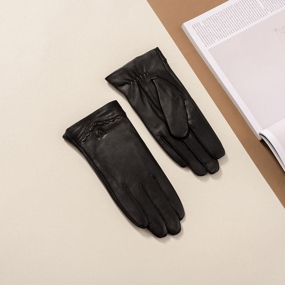Găng tay nữ cảm ứng  mã GTTACUNU-12-D