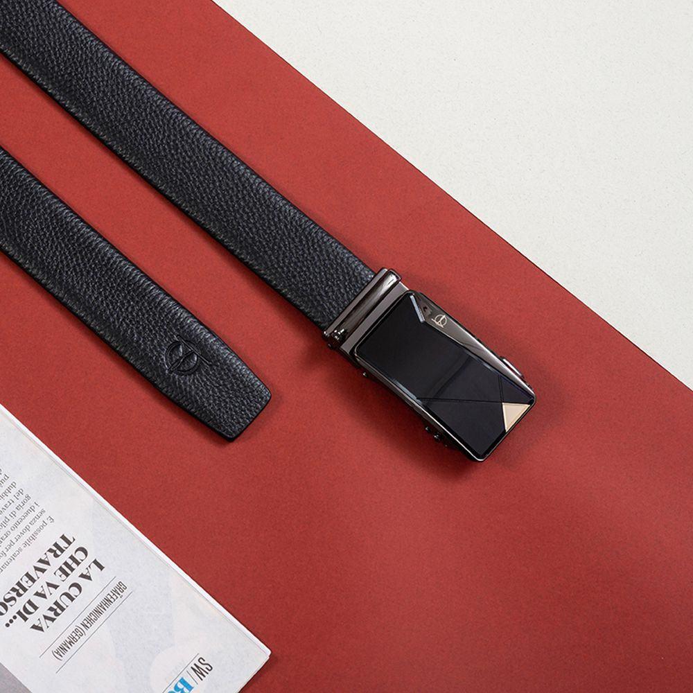 Thắt lưng nam hàng hiệu mặt khóa đẹp D390-202057