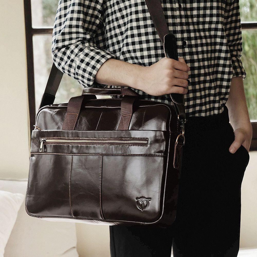 Túi xách nam hàng hiệu TTA9107352-CF
