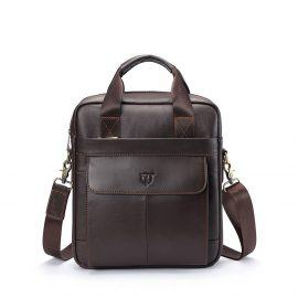 Túi xách nam màu cafe TTA910118568-CF