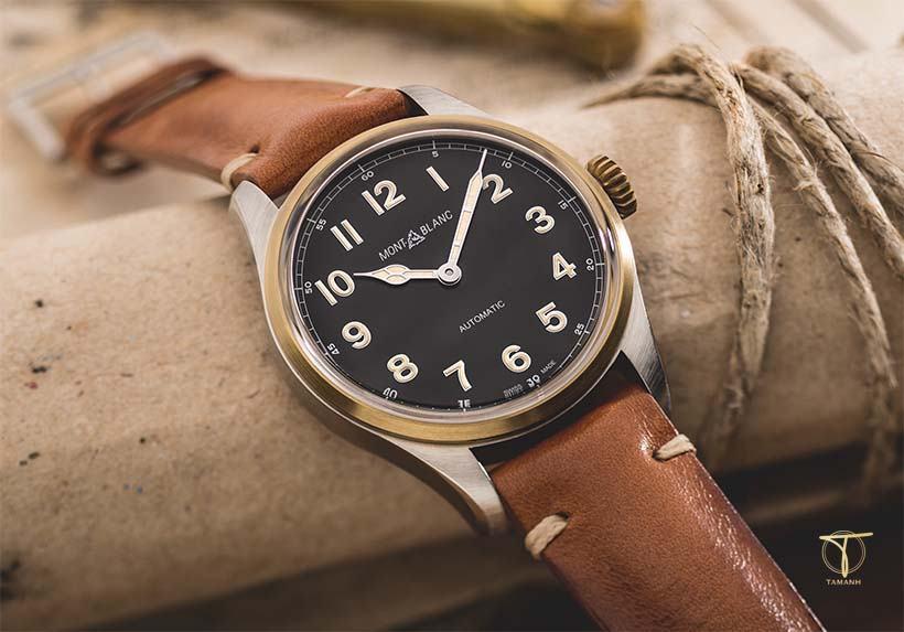 Các loại dây da đồng hồ đẹp