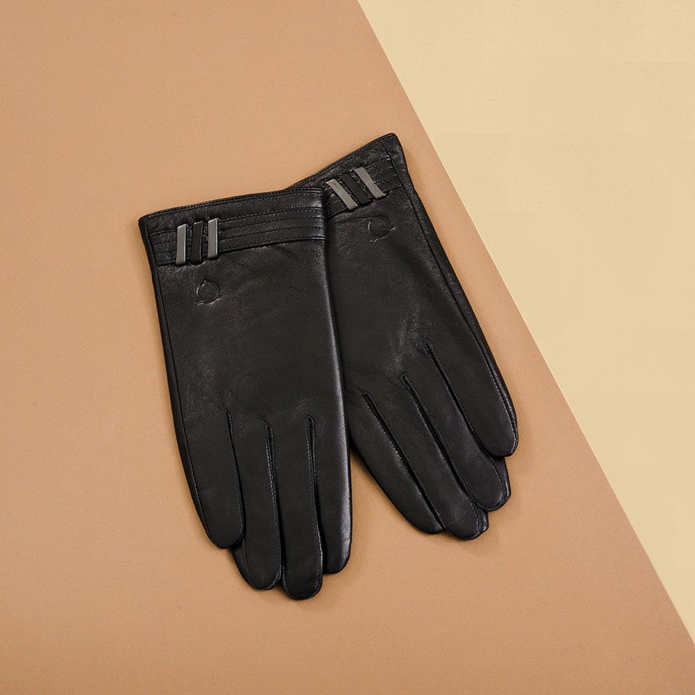 Găng tay da nam GTTACUNA-34-D