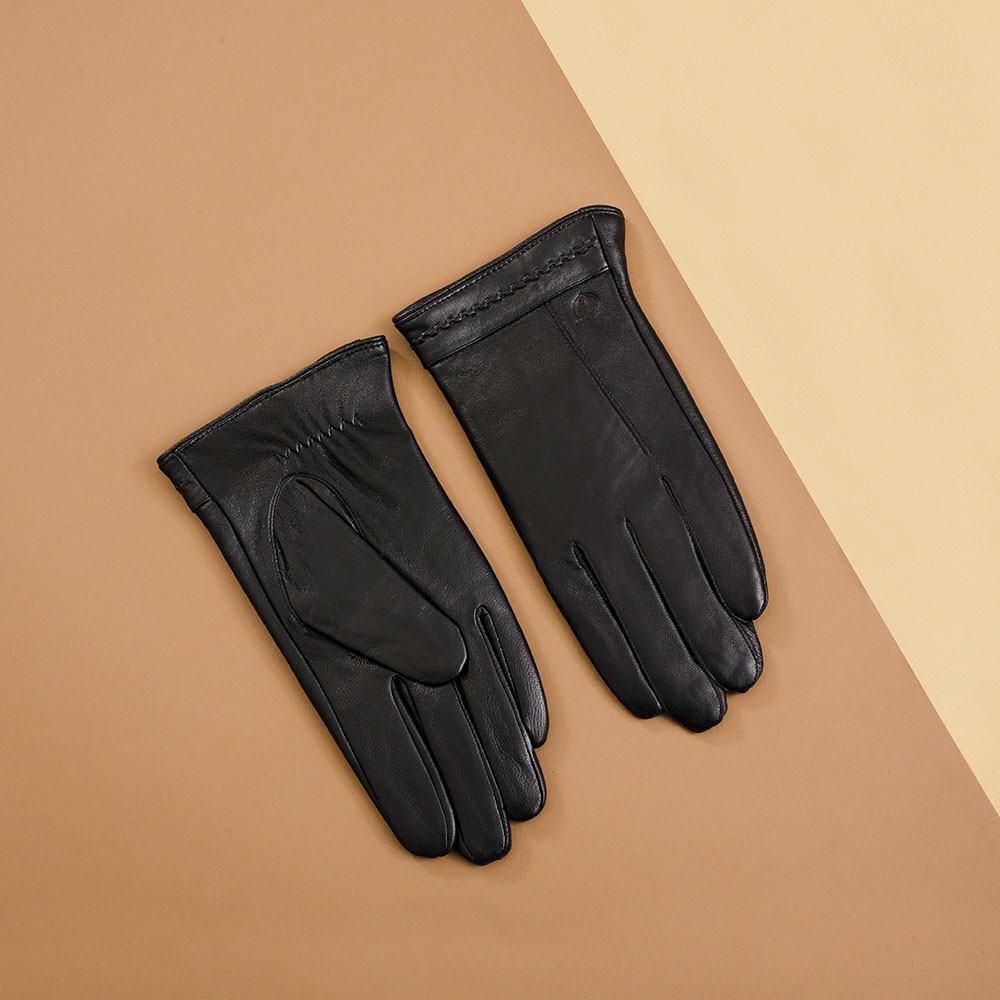 Găng tay da nam GTTACUNA-32-D