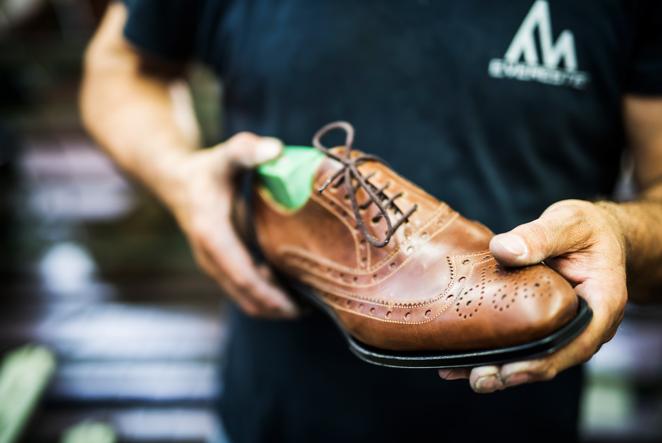 Lịch sử hình thành mẫu giày Brogue
