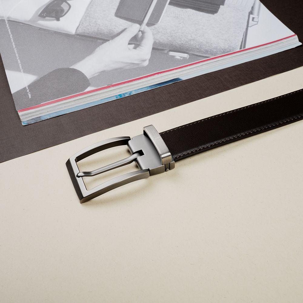 Thắt lưng nam khóa cài D480-1324-1-RF