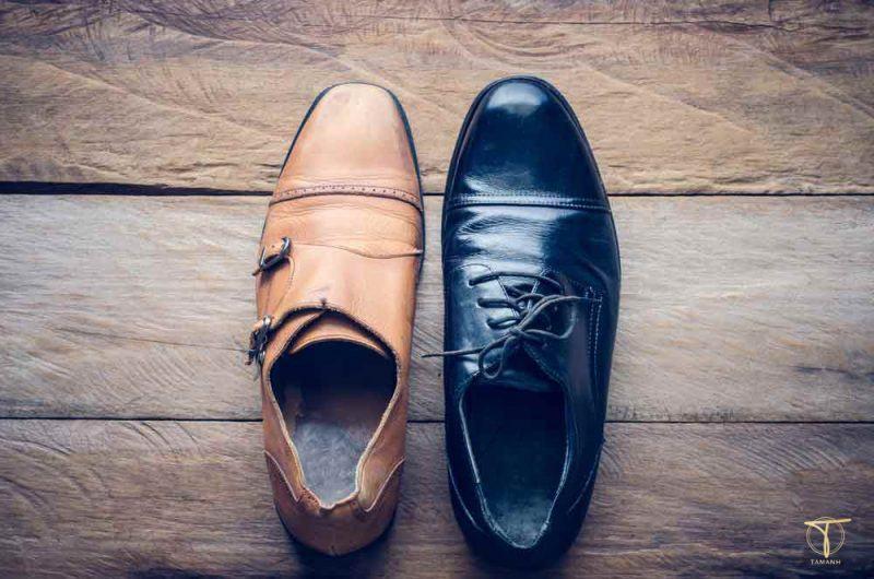 Nguyên nhân khiến giày da bị nhăn