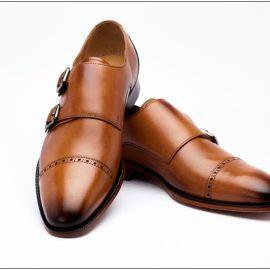 Giày Monk strap – Sự lựa chọn hoàn hảo với sức hút kỳ lạ