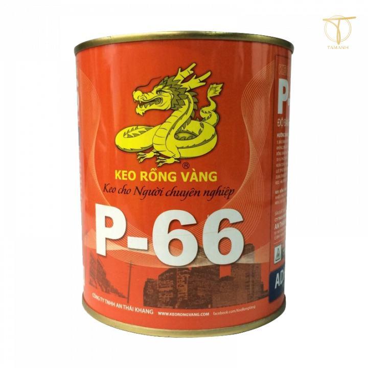 Keo dán giày P66