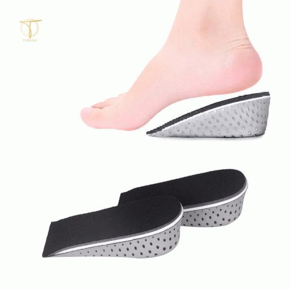 Lót giày tăng chiều cao nửa bàn