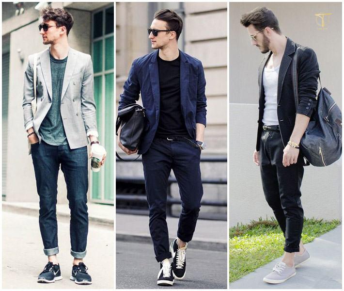 Phong cách thời trang Smart Casual